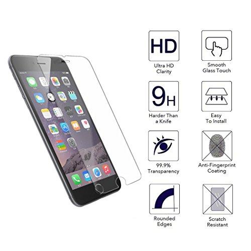 [2 Pack] Tenmangu iPhone 6S Schu...