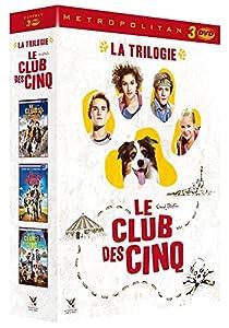 """Afficher """"Le club des cinq Le club des cinq - Le film"""""""