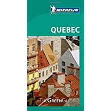 Quebec Green Guide (Michelin Green Guides) by Michelin APA (2012-03-15)