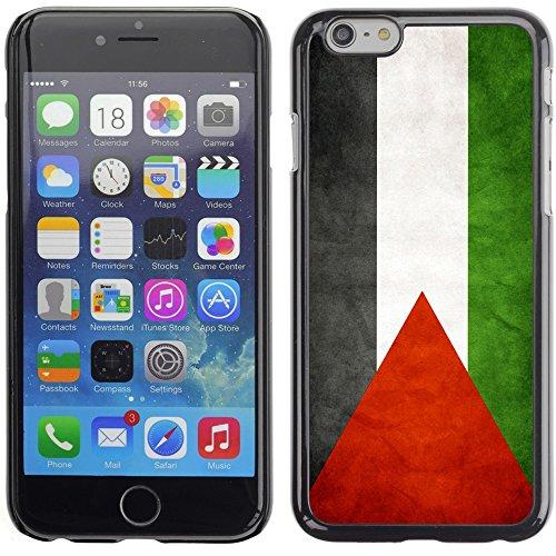 Graphic4You Vintage Uralt Flagge Von Iraker Irak Design Harte Hülle Case Tasche Schutzhülle für Apple iPhone 6 Plus / 6S Plus Palästina Palästinenser
