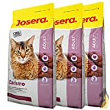 3 x 10 kg Josera Carismo