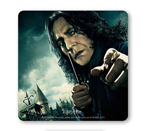 Film-Harry-Potter-Severus-Snape-Portrait-Coaster-Drink-Mat-coloured-original-licensed-product-LOGOSHIRT