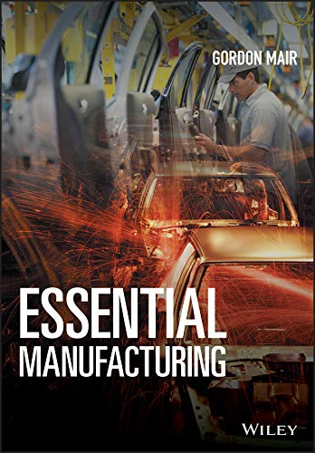 Essential Manufacturing (English Edition)