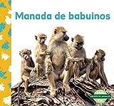 Manada de babuinos / Baboon Troop (Grupos De Animales)