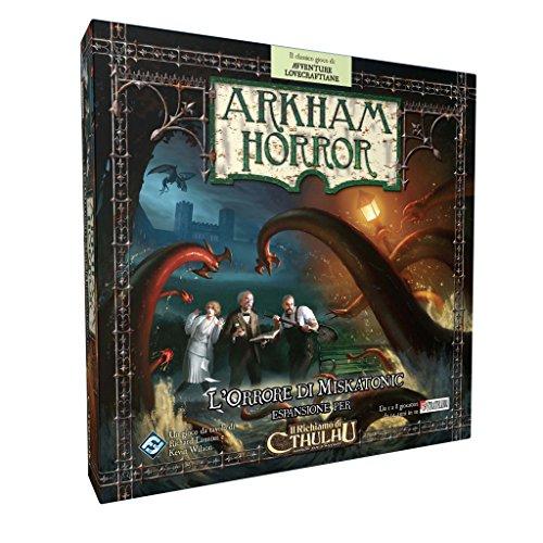 Giochi Uniti Arkham Horror L'Orrore di Miskatonic