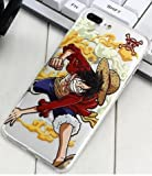 Coque iPhone 6/6S Luffy One piece Manga Enervé