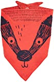 TOM TAILOR Kids Baby-Jungen Halstuch Bandana Face Print Rot (Blossom Red 4709), One Size