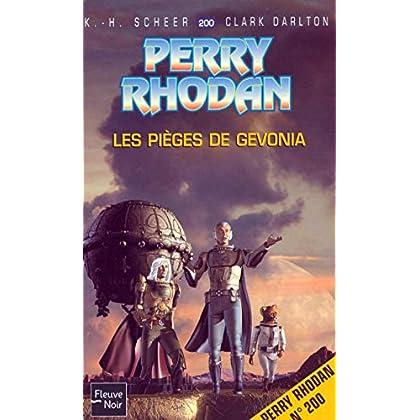 Perry Rhodan, les pièges de gevonia