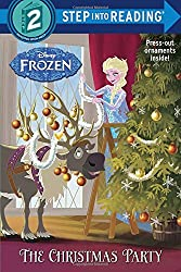 The Christmas Party (Disney Frozen) (Step Into Reading)