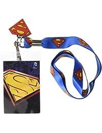 Tour de cou porte badges Superman