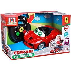 Bburago Maisto France - 91002 - Véhicule bébé RC - Ma 1ere La Ferrari radiocommandée