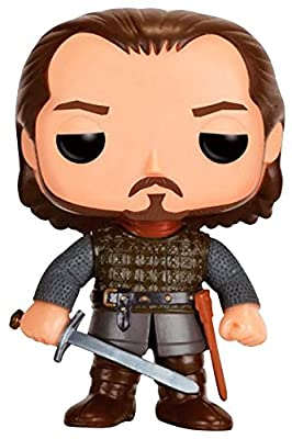Game Of Thrones Funko Pop! - Bronn 39 Collector's figure