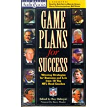 Game Plans for Success