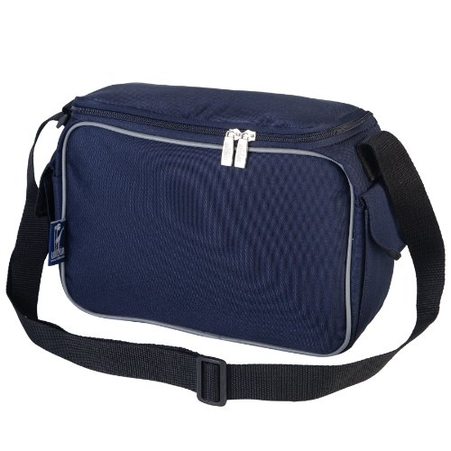 wildkin-46505-solid-color-collection-navy-blue-lunch-cooler