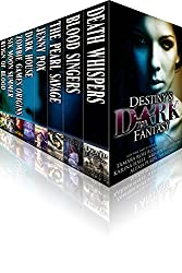 Destiny's Dark Fantasy Boxed Set (Eight Book Bundle): Dark Paranormal Romance/Fantasy (English Edition)