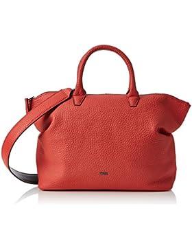 BREE Damen Massai Red, Icon Bag
