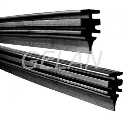 Preisvergleich Produktbild Scheibenwischergummi Ersatz für Aero Scheibenwischer WGNVX00S 500500 Aeroscheibenwischer bis 70 cm