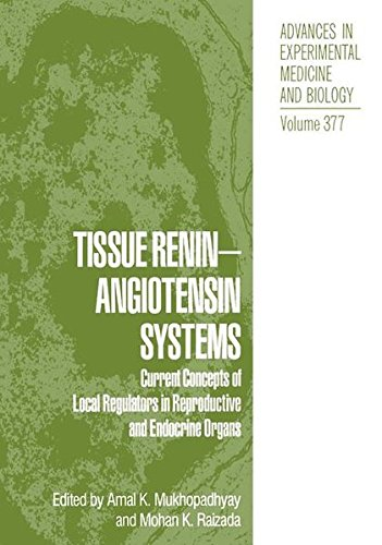 Tissue Renin-Angiotensin Systems: Current Concepts Of Local Regulators In Reproductive And Endocrine Organs (Advances In Experimental Medicine And Biology)