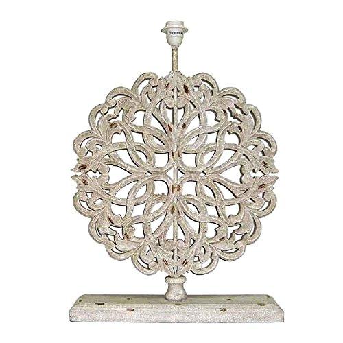 Better & Best Lámpara de mesa con diseño de ramas, grande y ...