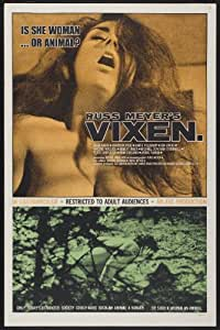 The Vixen Affiche du film Poster Movie La renarde (11 x 17 In - 28cm x 44cm) Style A