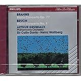 Brahms - Violin Concerto Op.77; Bruch - Violin Concerto No.1