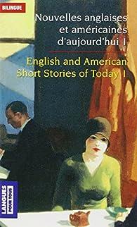 Nouvelles anglaises et américaines d'aujourd'hui : Volume 1 par  Roald Dahl