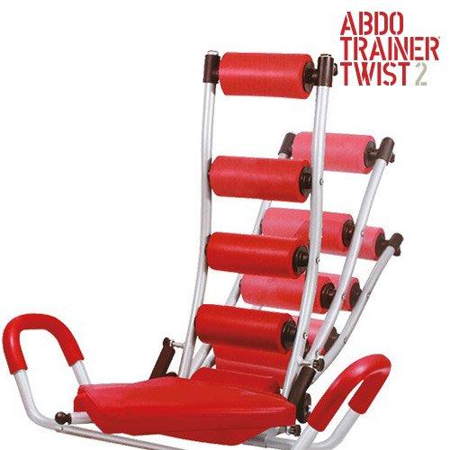 Asi - Panca Per Addominali Abdo Trainer Twist 2 Con...