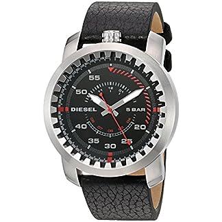 Diesel Chronograph Black Dial Men's Watch – DZ1750