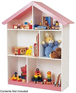 Pintoy House Bookcase (Pink)