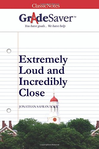 extremely loud and incredibly close 3 essay Extremely loud and incredibly close essay - part 2  a - extremely loud and incredibly close essay introduction title-explanation: write a short but founded explanation on the title of the book the title of the book revers to several things.
