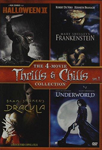 Bram Stoker's Dracula / H2: Halloween 2 / Mary Shelley's Frankenstein / Underworld (2003) - Set (Halloween-dvd-set)