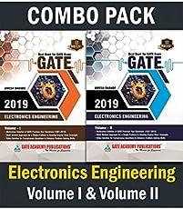 Electronics Engineering Volume I And Volume II Combo Pack