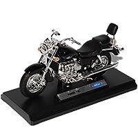 Honda Valkyrie F6c F6 F 6 C Schwarz 1/18 Welly Modellmotorrad Modell Motorrad
