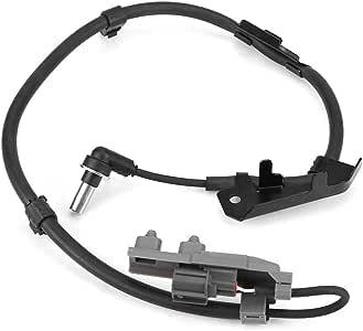 TFS86 TFS85 2003+ Capteur de vitesse ABS Capteur anti-d/érapant de vitesse ABS avant droite de voiture pour D-Max//Rodeo TFS77 897387989