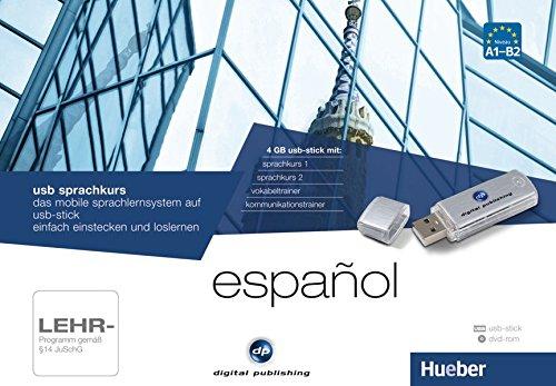 Interaktive Sprachreise: USB-Sprachkurs Espanol