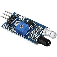 Plat Firm Sensor infrarrojo para evitar obstáculos para el robot de coche inteligente Arduino