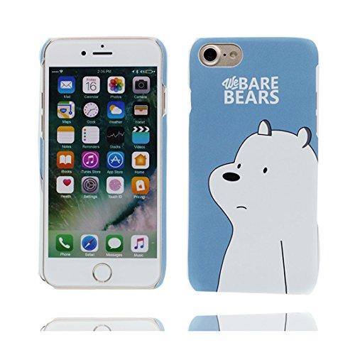 Custodia iPhone 6 Plus, iPhone 6S Plus copertura 5.5, TPU Cover Gel morbido di nuovo disegno di durevole flessibile Shell Case, Graffi Resistenza agli urti / Cartoon Sirena Squame di pesce Color 2