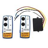 REFURBISHHOUSE Set 2 Telecomando Wireless per VERRICELLO Elettrico 12V