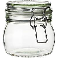Ikea vasetti e barattoli per conserve contenitori e barattoli casa e cucina - Barattoli vetro ikea ...