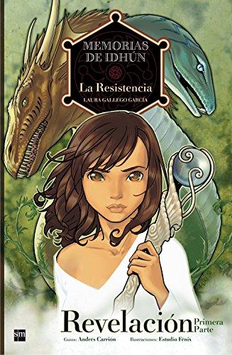 Memorias de Idhún: La Resistencia. Revelación [1ª Parte]. Cómic por Laura Gallego