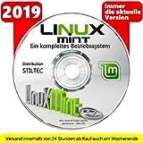 BETRIEBSSYSTEM LINUX MINT auf DEUTSCH auf DVD 32 oder 64 Bit NEU © AKTUELL