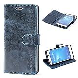 Huawei Honor 5C Case,Mulbess Leather Case, Flip Folio Book