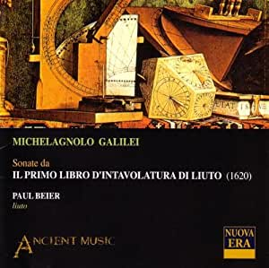 Sonatas from Il Primo Libro D'intavolatu