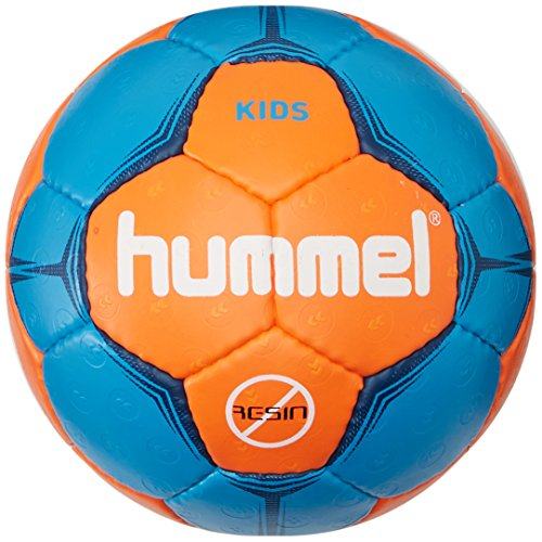Hummel Kinder Handball, Blue/Orange, 1, 91-792-7771