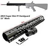 FIRECLUB Free Float Design 15 Inch Tactical Rail - Best Reviews Guide