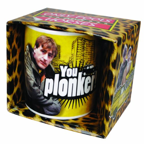 Boxed Mug, Only Fools and Horses - You Plonker!
