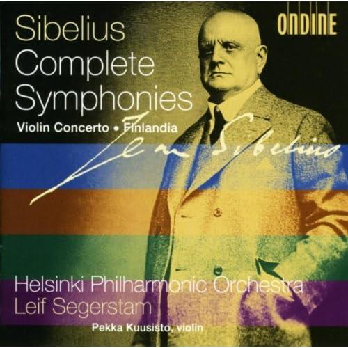 Violin Concerto in D Minor, Op. 47: I. Allegro moderato