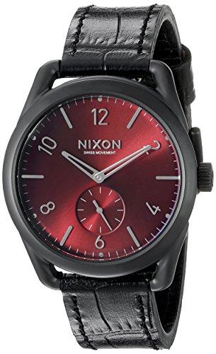 Nixon Homme Analogique Quartz Suisse Montre A4591886