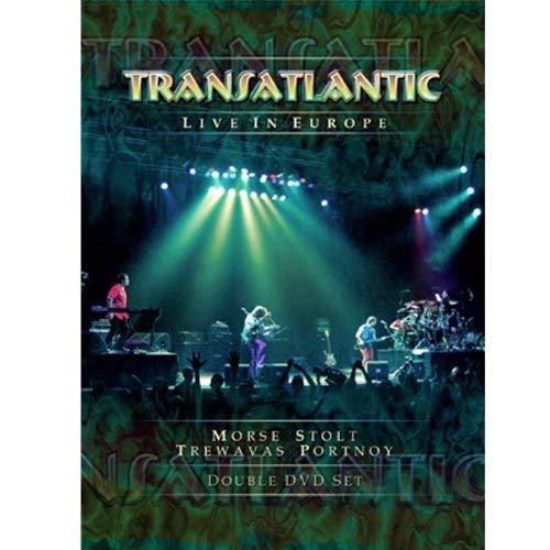Live in Europe [DVD-AUDIO]