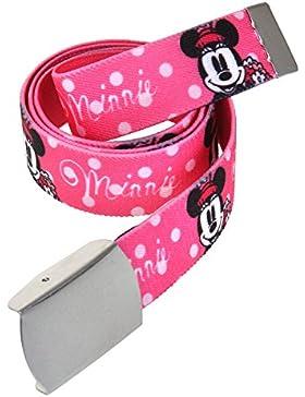 Disney Minnie Ragazze Cintura - fucsia